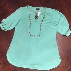 Angie Blouse with tags
